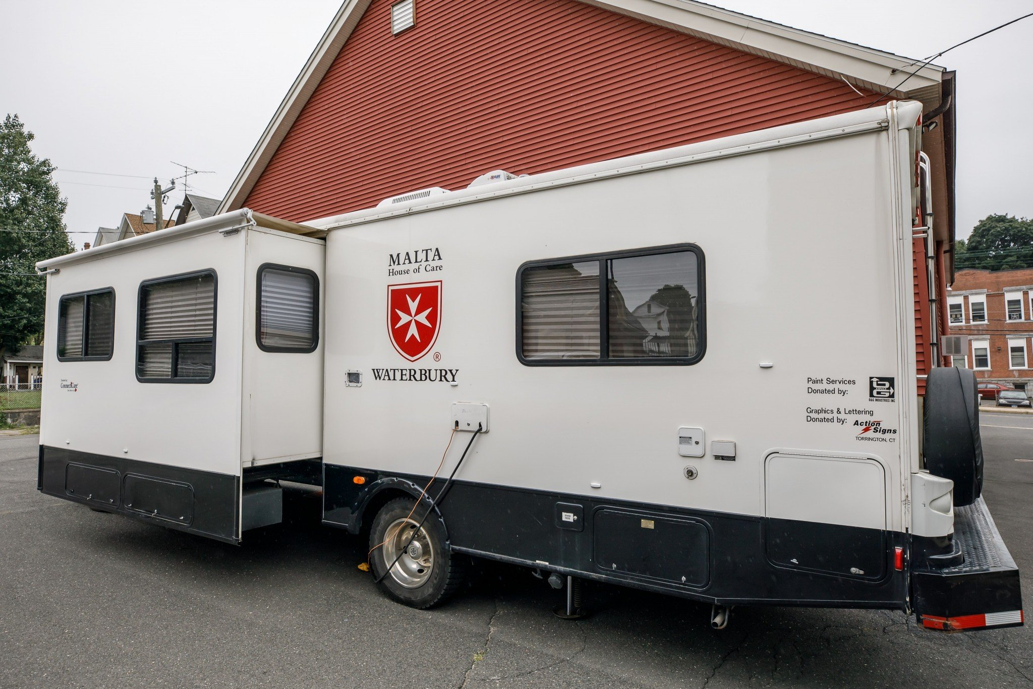 A Mobile Medical Clinic