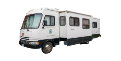 The Malta mobile clinic provides primary care to uninsured adults in the Greater Waterbury area.